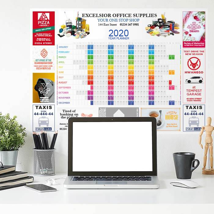 Office Wall Planner