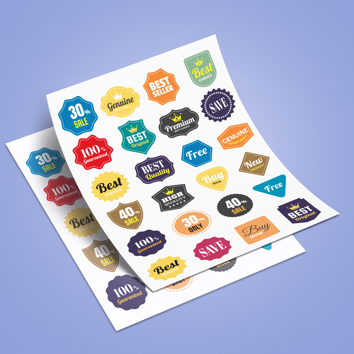 Custom Sticker Sheets