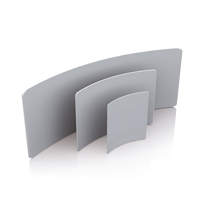 C-shape Stretch Display Sizes
