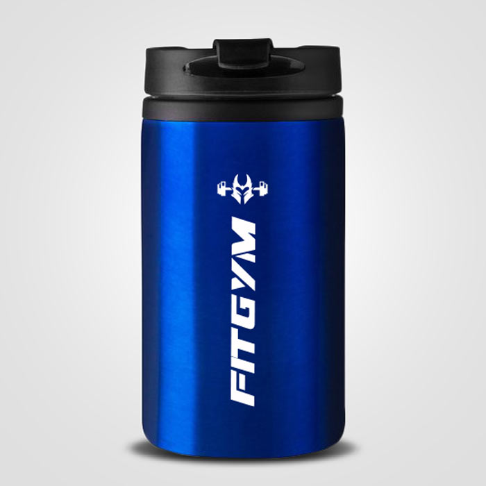 Clip-lock Insulated Tumbler