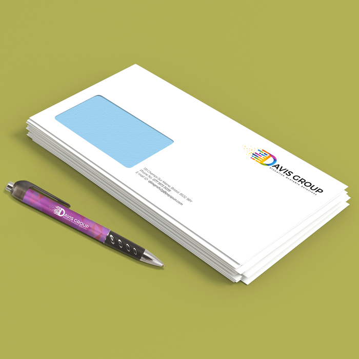 90gsm DL Windowed Envelopes
