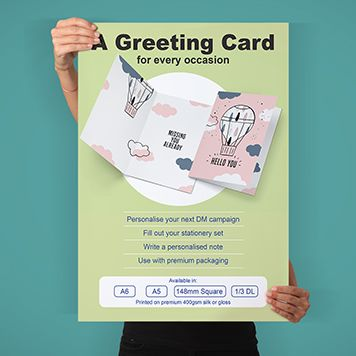 Greetings Cards poster