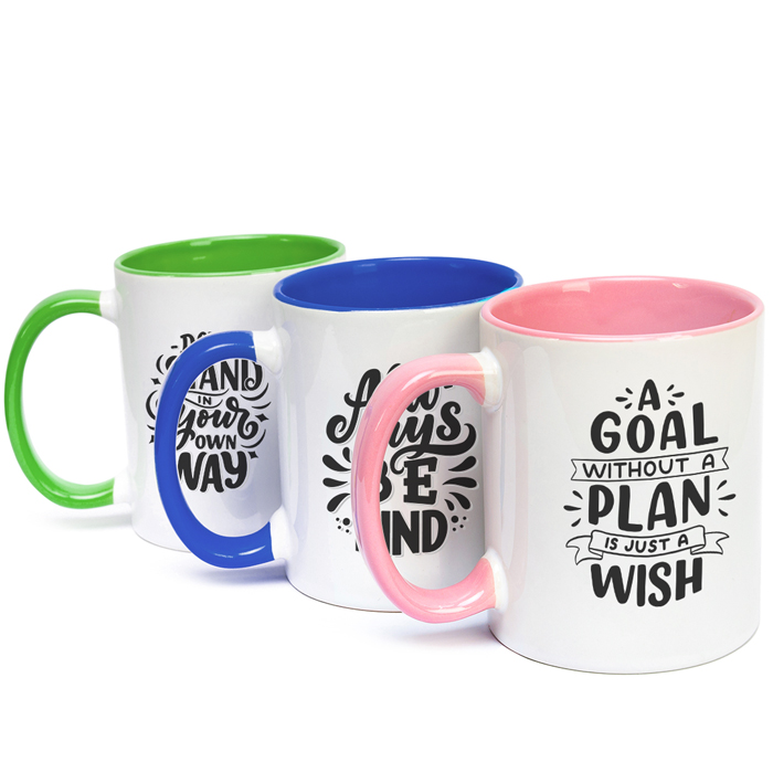 Colour Core Mugs