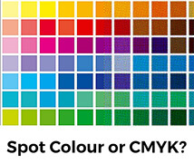 Spot Colour Printing Explained