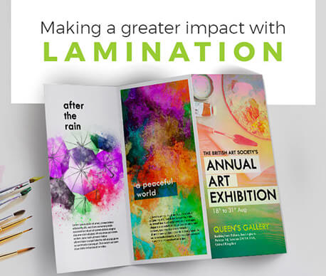 Making a greater impact with lamination